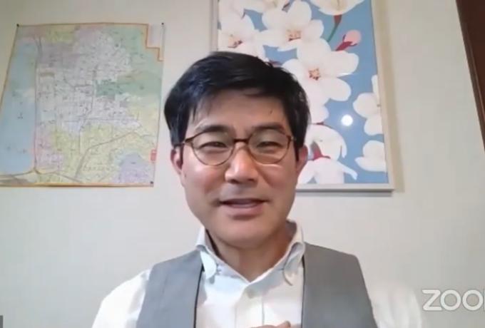 ハーマンミラージャパン株式会社 代表取締役 松崎 勉さん