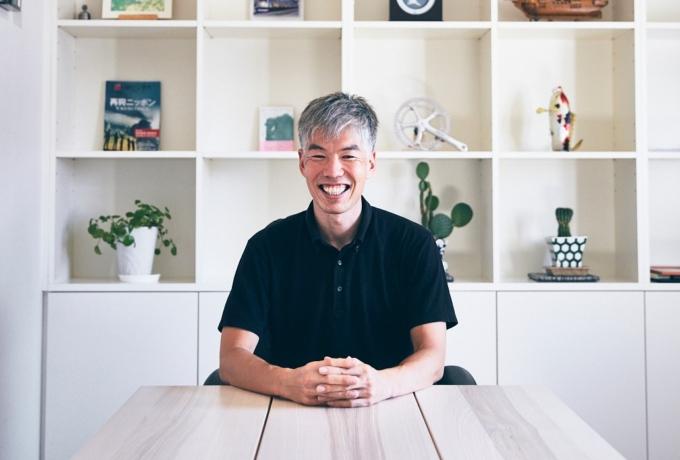 信和物産株式会社 代表取締役  比佐野皓司さん